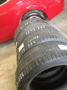 4 Pirelli winter tires:255/60R18