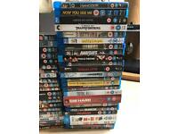 Job Lot Blu ray bundles incl 3 box sets 53 movies