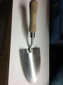 Moulton mill stainless steel trowel