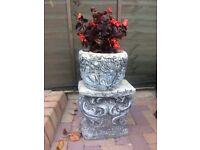 Used Stone Pots