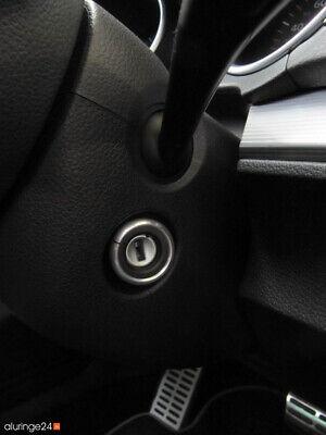SEAT Alhambra 7N Altea 5P Ateca KH7 Exeo 3R Aluring Alu Zündschloss...