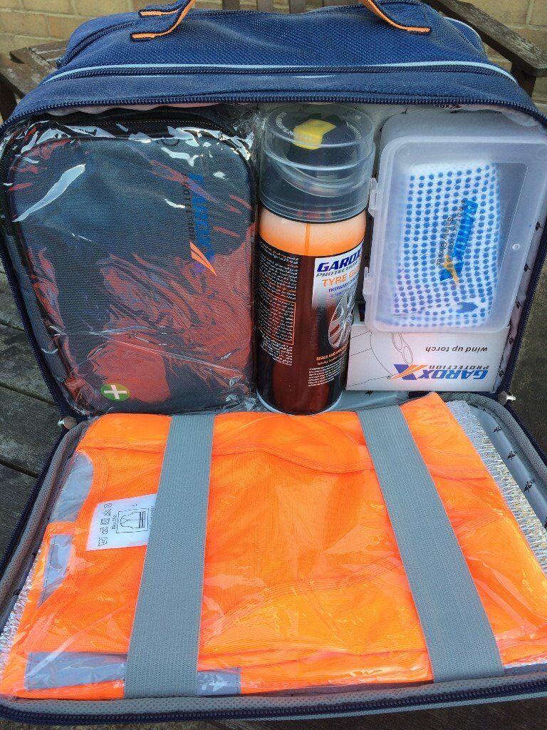 Gardx Emergency Car Cleaning Kit In Case New Vw Audi Seat Gift - Audi car cleaning kit