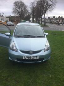 Honda jazz for sale rear parking aid very reliable