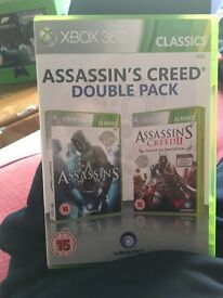 Assassins creed double back for xbox360