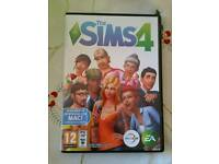 SIMS 4 PC AND MAC BRAND NEW