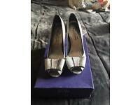 Stuart weitzman for Russell and Bromley shoes size 3 (5.5) brand new in box