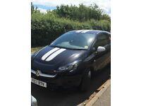 2017 Vauxhall's corsa, 1.4 eco flex, 7000 miles, £30 year tax