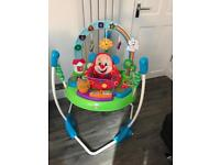 Puppy laugh & learn Jumperoo