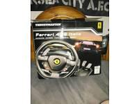 Ferrari 458 Italla steering wheel