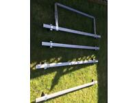 Roof bars for VW t5 transporter for sale  Hailsham, East Sussex