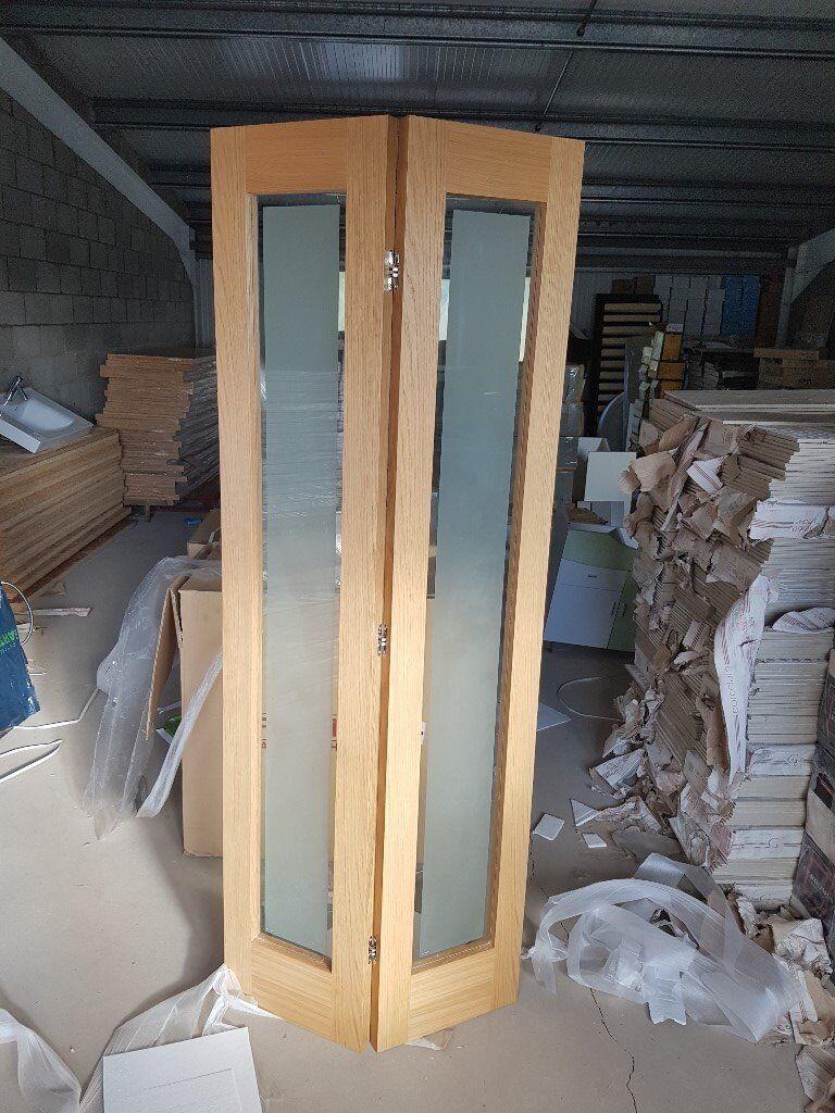 New Internal Bi Folding Doors In Belfast City Centre