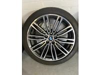 "BMW 19"" M-Sport G30 530 Alloy Wheels"