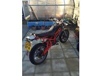 PRICE DROP Suzuki Sachs 125cc mot and tax
