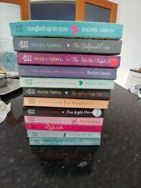 12 little black dress paperback books