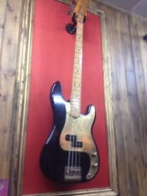 Vintage Fender 1968 Precision Bass