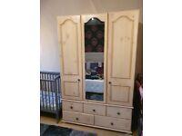 Wardrobe unit for sale