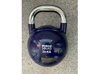 20kg Competition Pro Kettlebell Brand new - Purple