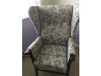High back Riser chair