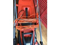BLACK & DECKER ELECTRIC LAWN MOWER 1800WT. HARDLY USED