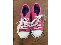 Girls heelys size 13