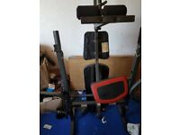 weider 195 TC workout bench for sale (pick up only)