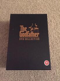 The Godfather Trilogy DVD Box Set