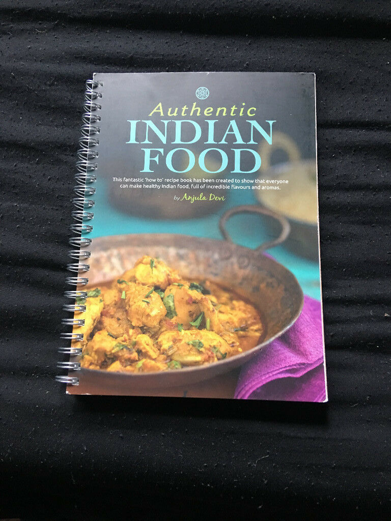 Indian cook book in swindon wiltshire gumtree indian cook book forumfinder Images