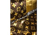 Louis Vuitton bedding for double bed designer bed