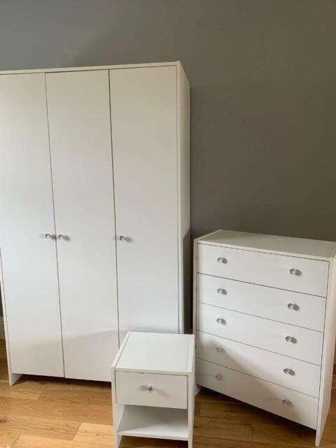 Wondrous Bedroom Furniture Set In Bishop Auckland County Durham Gumtree Home Remodeling Inspirations Cosmcuboardxyz