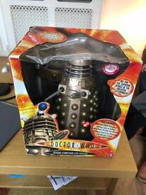 Doctor who/ lord of the rings, Star Trek toys collectible