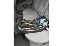 Joie gemm 0+ car seat & base £80