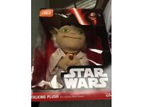 STAR WARS PLUSH £10 EACH or 3 FOR £25