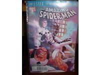 the amazing spider man.issue 660