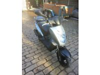 KYMCO AGILITY 50 in good condition only two owners and MOT until MAY 2017