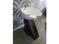 Salon Backwash Sink