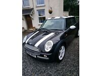 2004 MINI COOPER 65K MILES WITH CHILLI PACK AND BMW SERVICE HISTORY