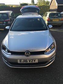 Volkswagen Golf 1.6 TDI BlueMotion Tech Match Edition Hatchback 5dr (start/stop)