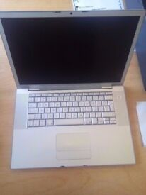 """Apple Macbook Pro 15.4"""" A1226 Laptop Faulty/ For Repairs"""