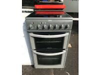 Hotpoint ceramic electric cooker is 50 cm