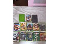 XBOX 360 with 20 Games