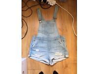 Jeans dungarees H&M Coachella 10