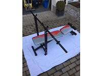 York Weightlifting Bench