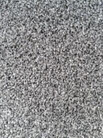 2 New offcuts of Grey Carpet