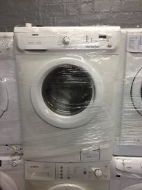 nice white zanussi washing machine/dryer combo it's 7kg 1200 spin in excellent condition
