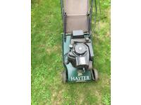 HAYTER HARRIER ELECTRIC START SELF PROPELLED LAWN MOWER