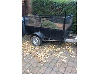 Trailer for sale ideal for gardening