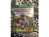 Minecraft Favourites Pack - Xbox one NEW