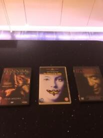 Hannibal Rising, The Silence of the Lambs & Hannibal