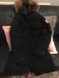 Ladies Canada goose coat for sale