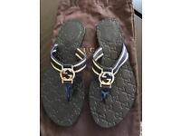Gucci women's sandals size 38/ UK 5!!